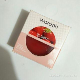 NEW wardah lip balm