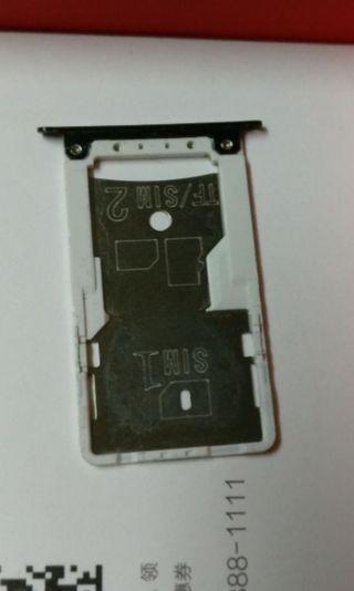 Simcard slot