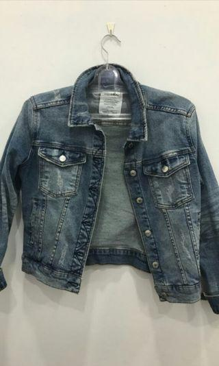 PULL N BEAR Denim Jacket