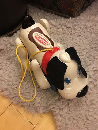 95%NEW Playskool Dog
