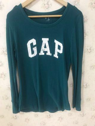 GAP Long Sleeve in turqoise