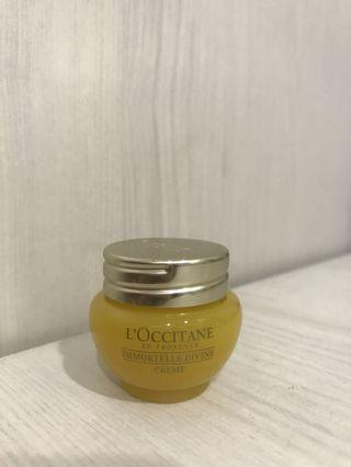 Loccitane Immortelle Divine Cream 4ml