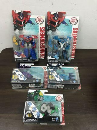 🚚 Hasbro Transformers set