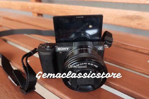 Sony a5100 mulus