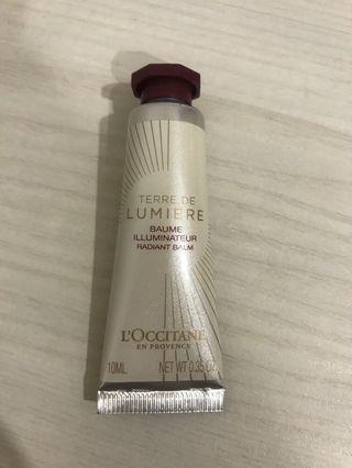 Loccitane Terre De Lumiere Radiant Balm 10ml