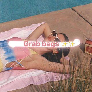 grab bags ✨✨(~5 BAGS LEFT)