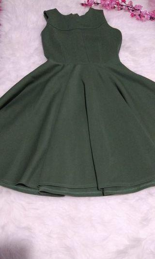 Dress army scuba