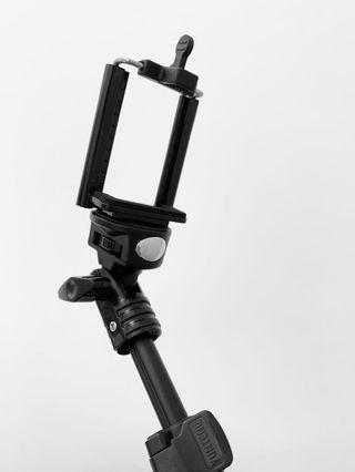 自拍神棍: 單反/無反/相機/iPhone/ 所有手機 (一棍多用)