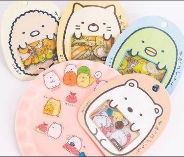🚚 Sumikko Gurashi Stickers | Cute Japanese Stickers