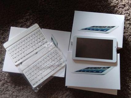 7 inch tablet ( dual sim )