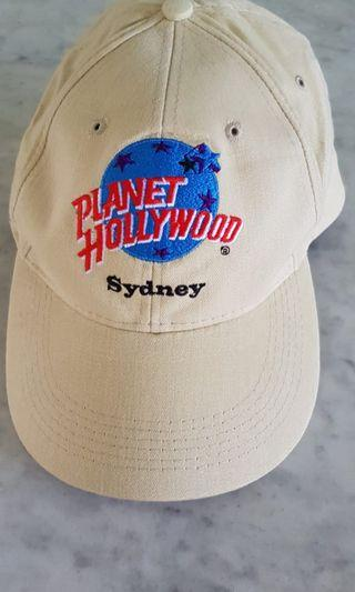 🚚 Planet Hollywood Sydney Cap