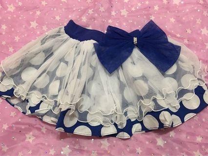 韓國Skirt 女孩半腰裙
