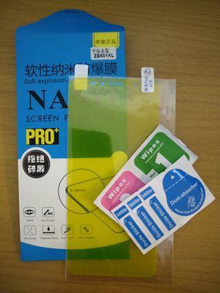 [包郵]Asus Zenfone Max Pro M1 防刮貼