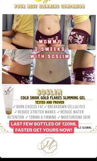 SOSLIM Slimming Gel