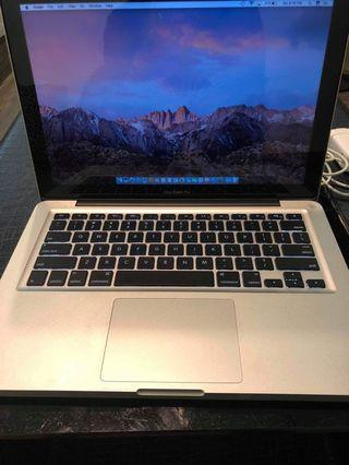 "🚚 Apple MacBook Pro 13.3"" 2012 4gb ram 500gb hdd"
