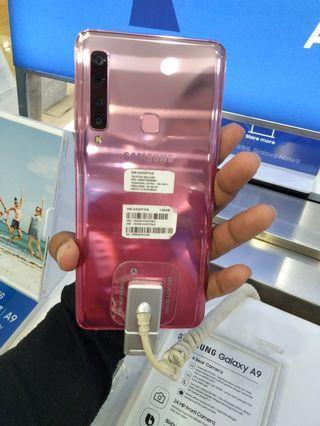 Kredit Samsung A9 free 2x angsuran terakhir