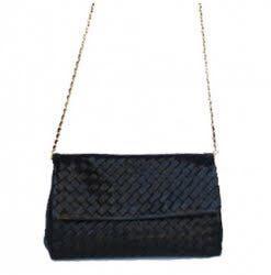 🚚 calonge inky blue black sling bag
