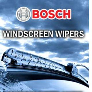 lorry wipers original bosch