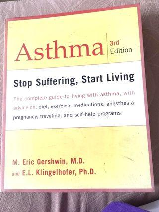 🚚 Asthma: stop suffering, start living