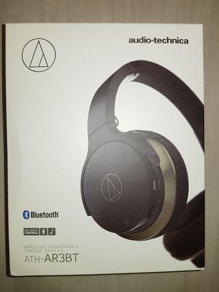 Audio Technica ATH-AR3BT Bluetooth Headphones