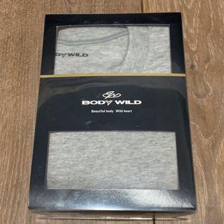 BODYWILD 日本製男裝內衣 - 灰色