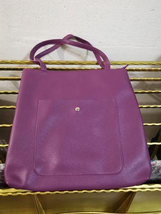 🚚 Purple Handbag