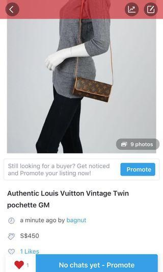 09514ca008176 vintage bag authentic | Accessories | Carousell Singapore
