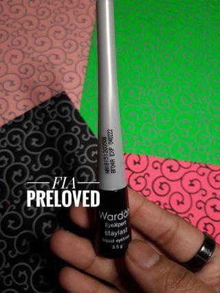 Wardah Eyexpert Staylast Liquid Eyeliner 3,5gr
