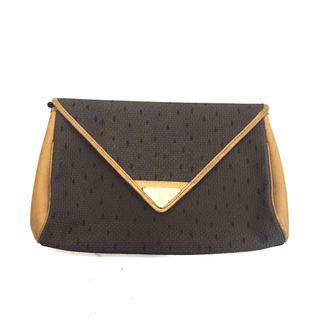 Authentic (YSL) Yves Saint Laurent Real Vintage Clutch Bag
