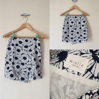 Miniskirt korea daisy rok mini