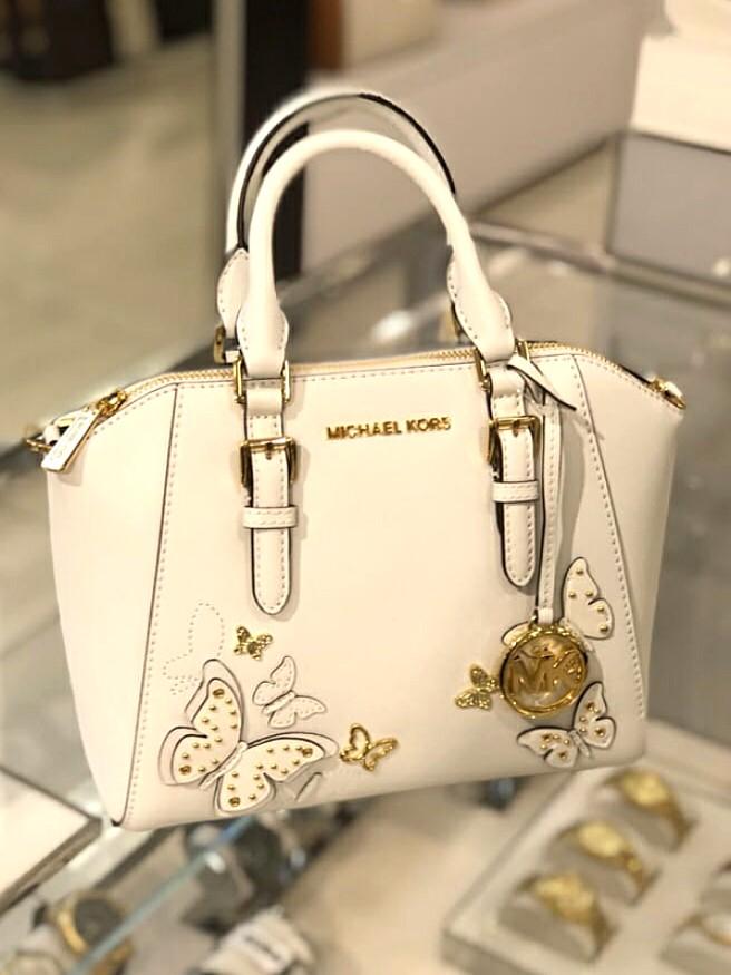 86ec39fd7 269 LIMITED EDITION! Michael Kors Ciara Medium Messenger Bag ...