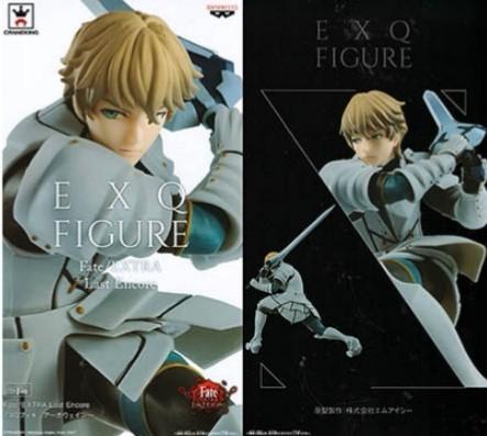 Fate/EXTRA Last Encore EXQフィギュア~ガウェイン~