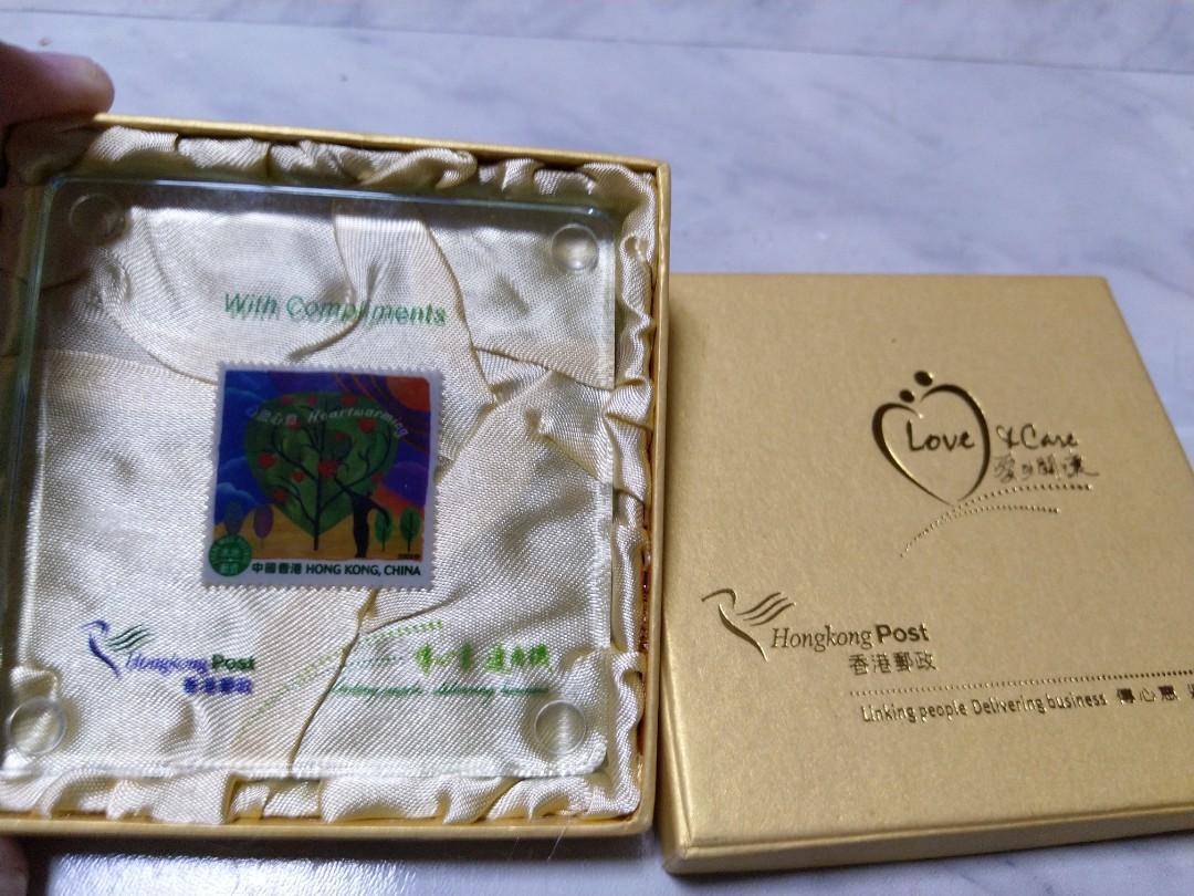 香港郵政水晶