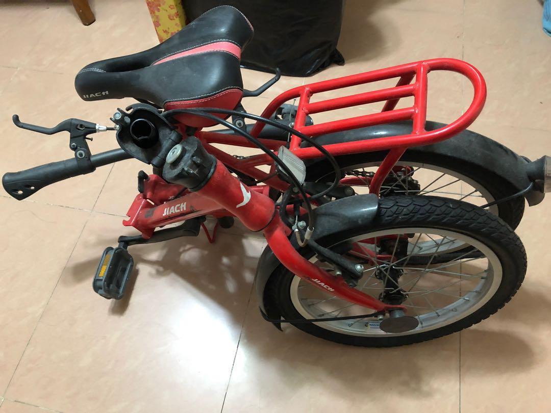 代步單車 (可小議)