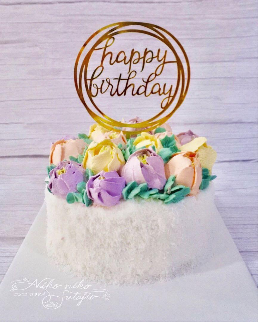 拉相 拉錢 生日蛋糕 插牌多款自選 母親節  唧花 玫瑰