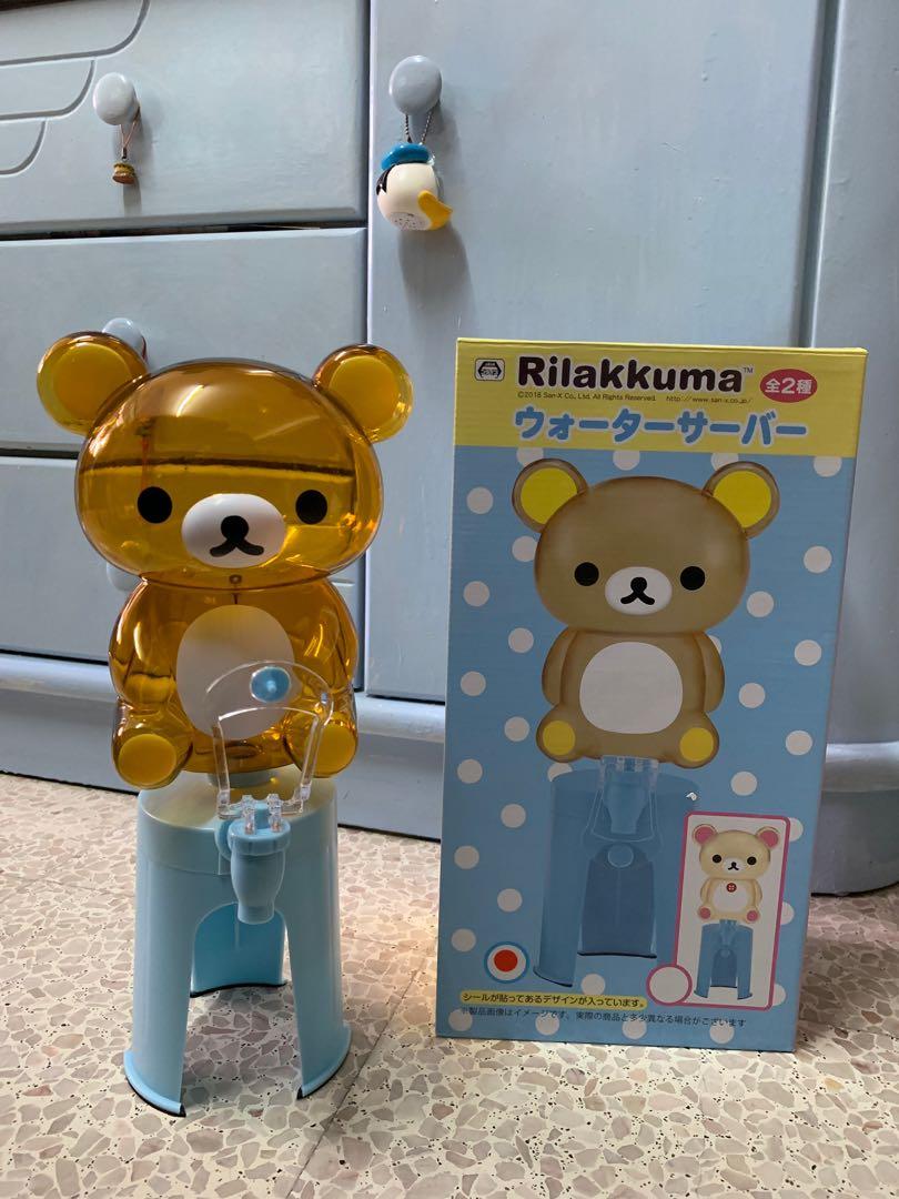 日本直送 Rilakkuma 飲水機