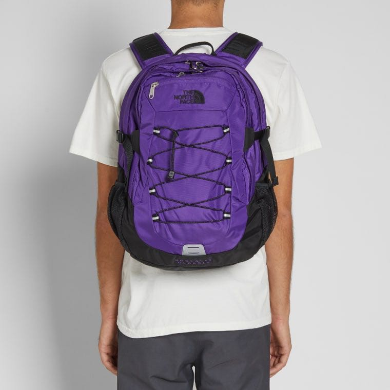 ac6d95203 全新未剪牌 The North Face Borealis Classic 29L Backpack 極靚黑x紫