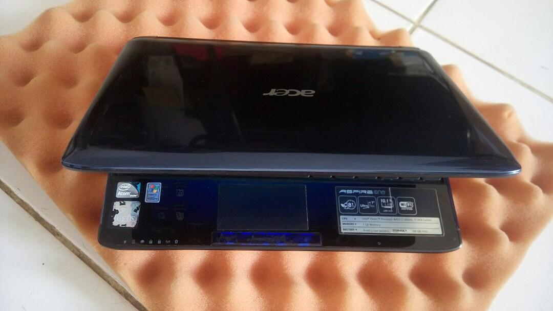NoteBook Acer Aspire One Lancar jaya