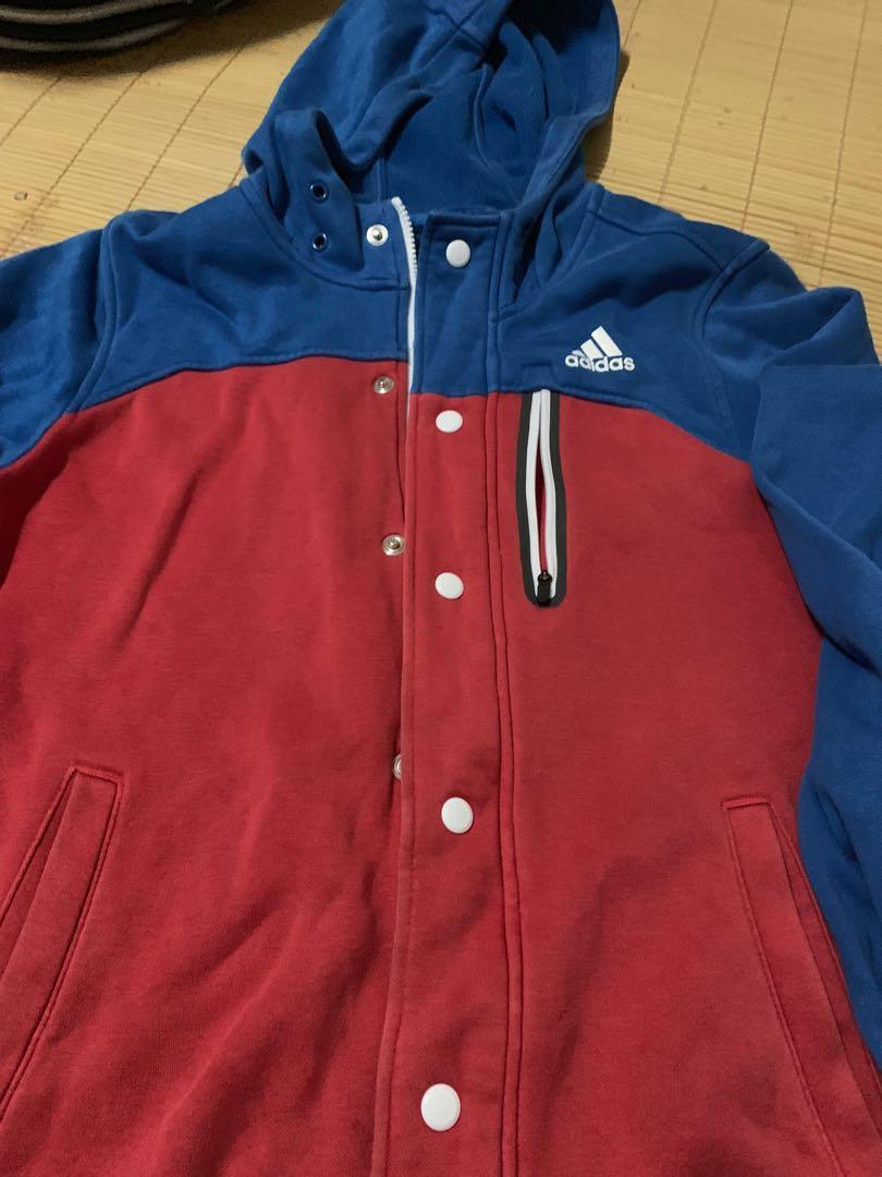 Adidas棒球外套