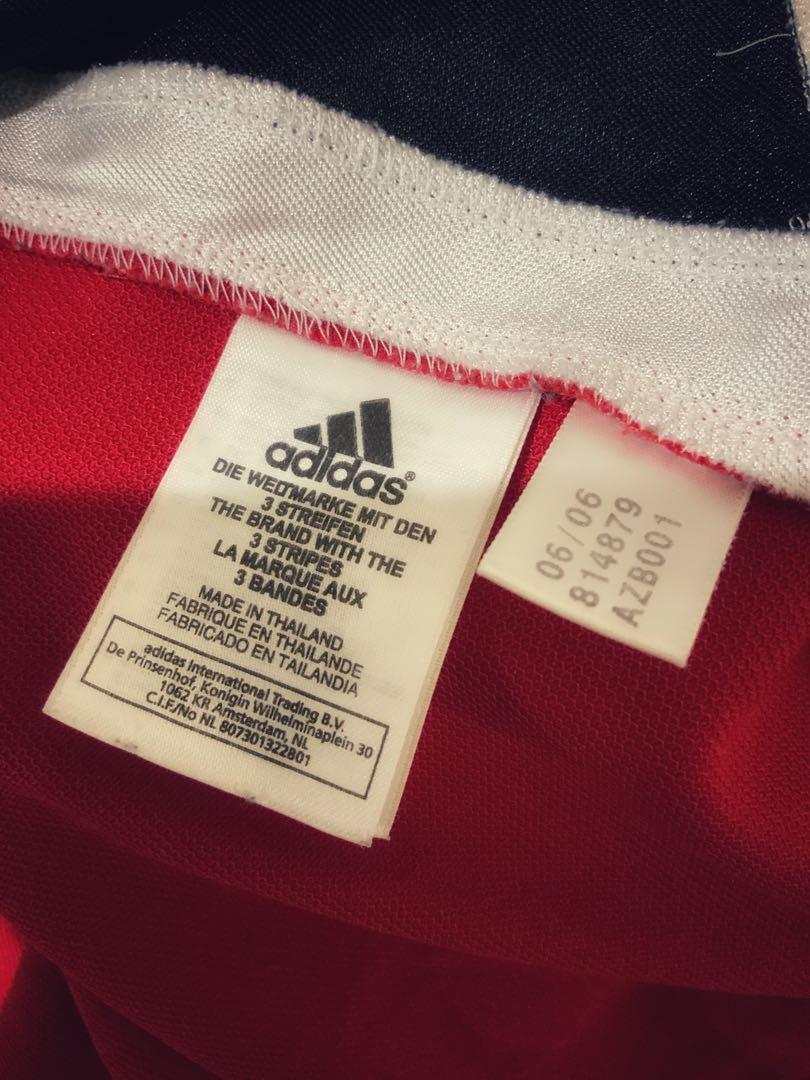 Adidas T-MAC Tracy McGrady Training Embroidered Jersey