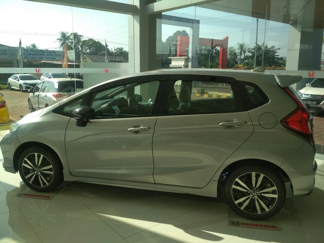 All New Honda Jazz