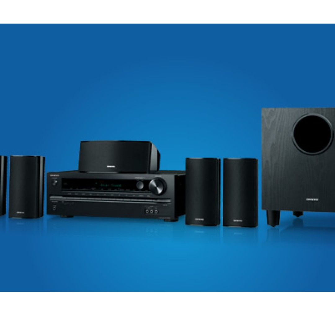 Amazing TV Experience with Onkyo HT-S3700 Home Theatre