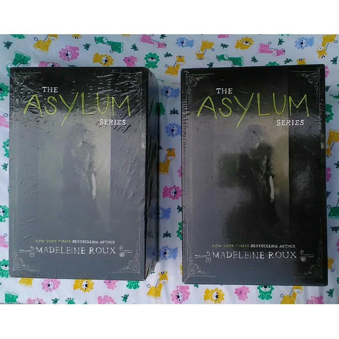 Asylum 3 Book - Box Set - Paperback