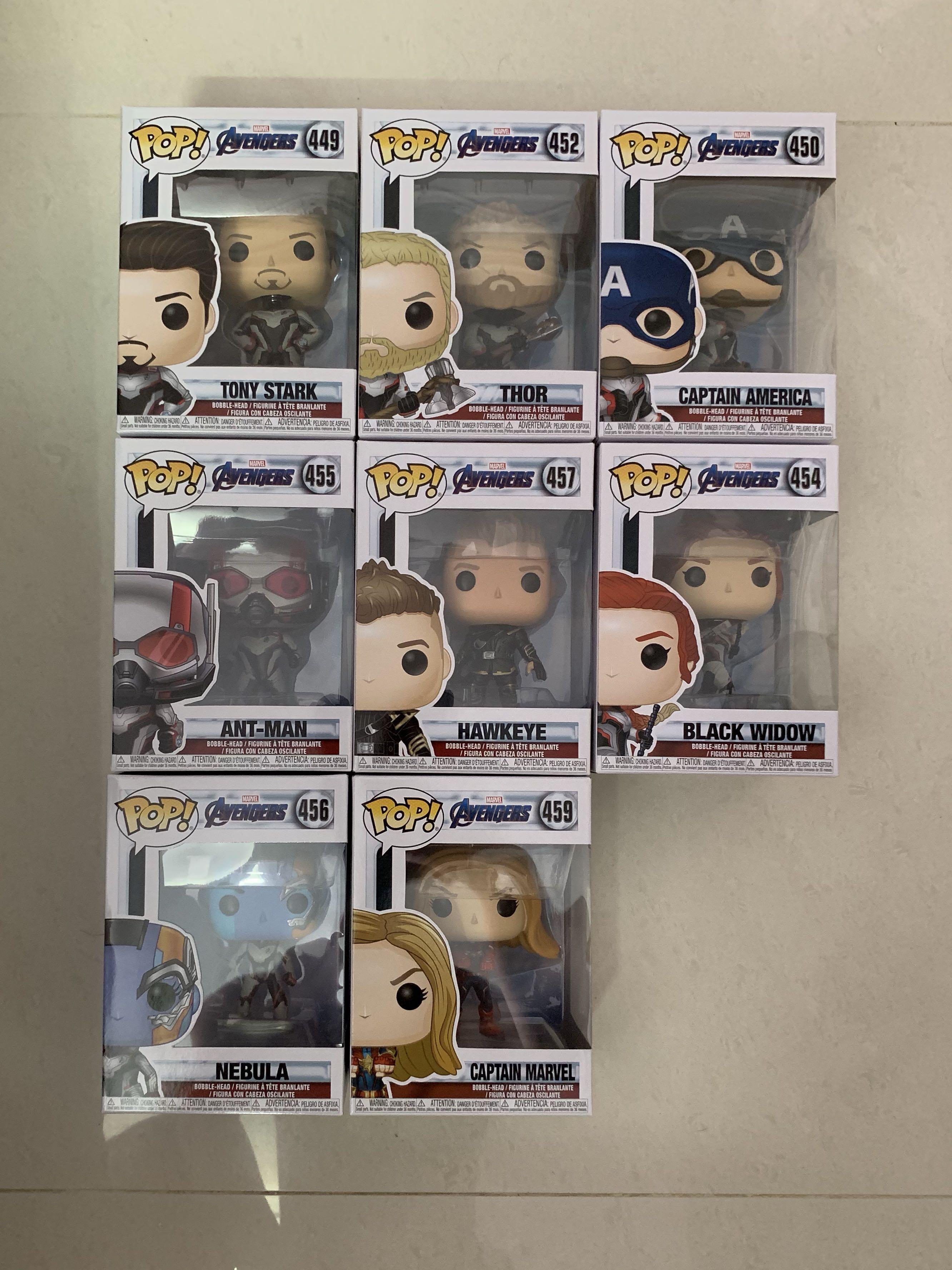 Avengers Endgame Funko Pop