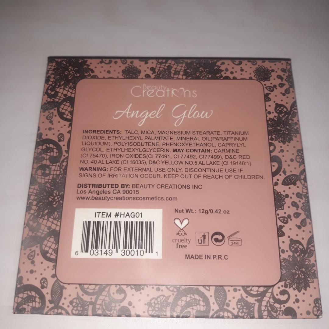 Beauty Creations Highlighter - Angel Glow