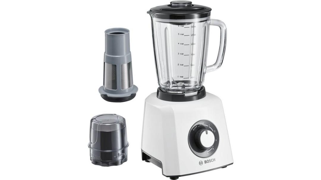 Bosch blender (  ) TempSafe glass blender attachment and grinding attachment for sale