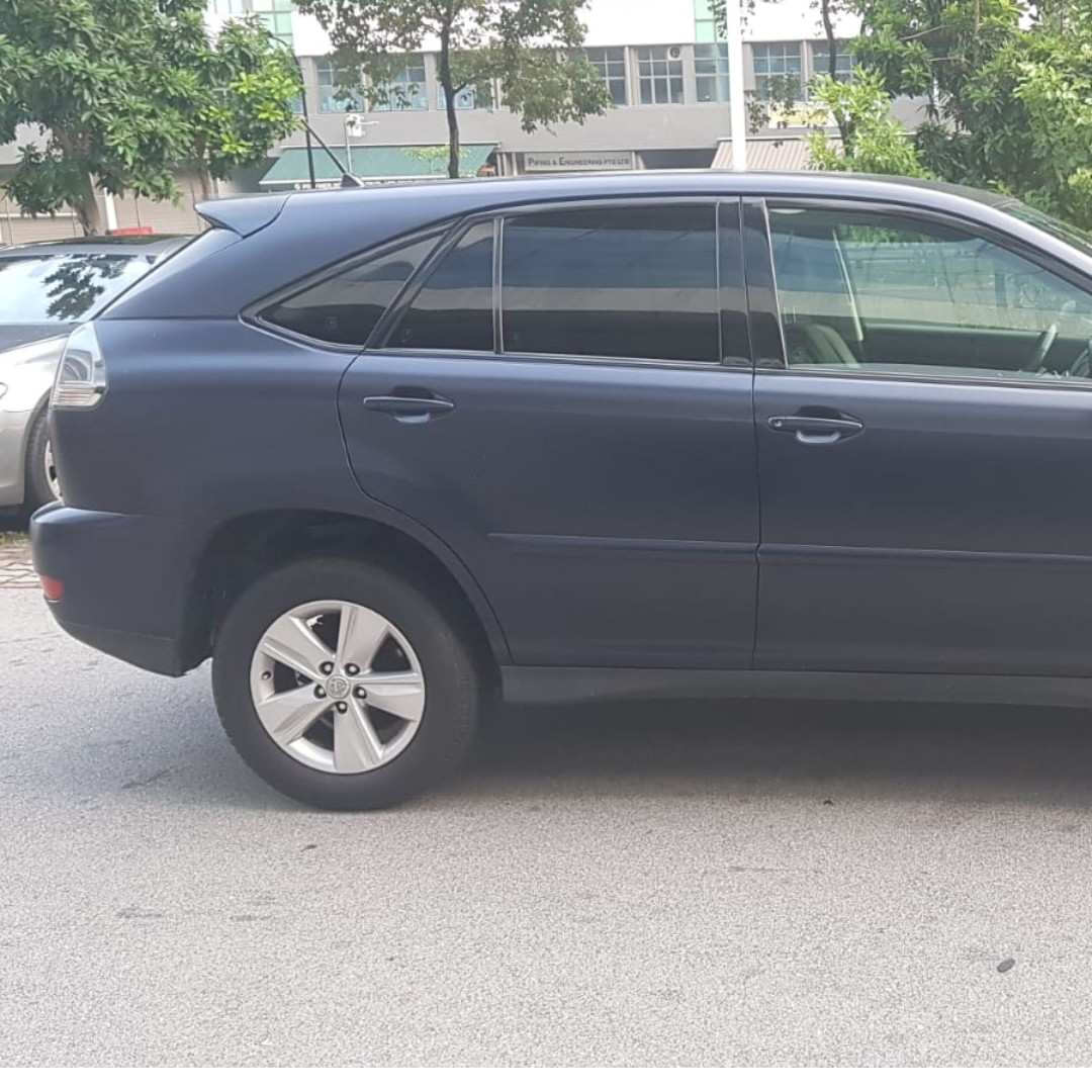 Cheapest Rental for Toyota Harrier