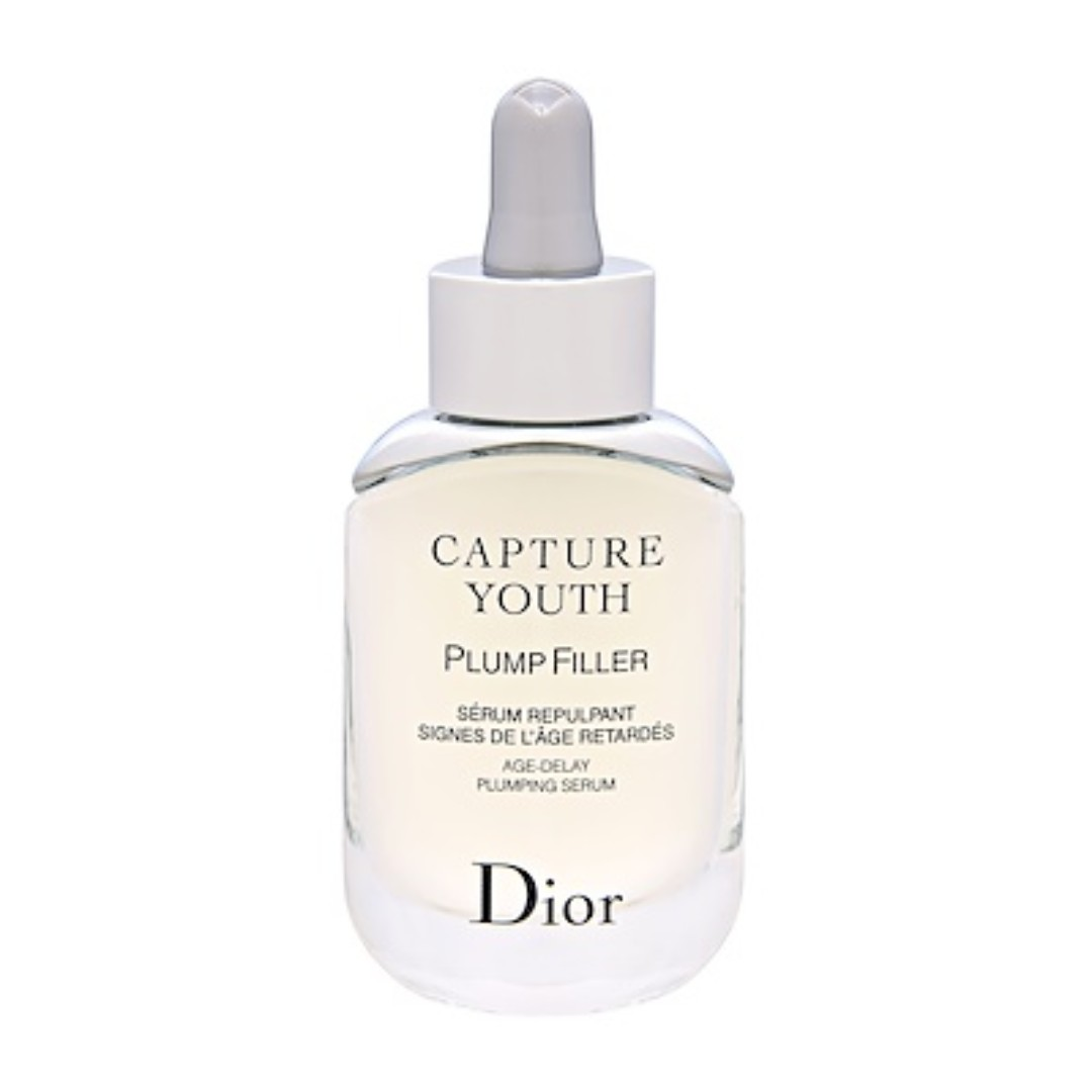 e33d3d77 Christian Dior Capture Youth Plump Filler Age-Delay Plumping Serum 1oz, 30ml