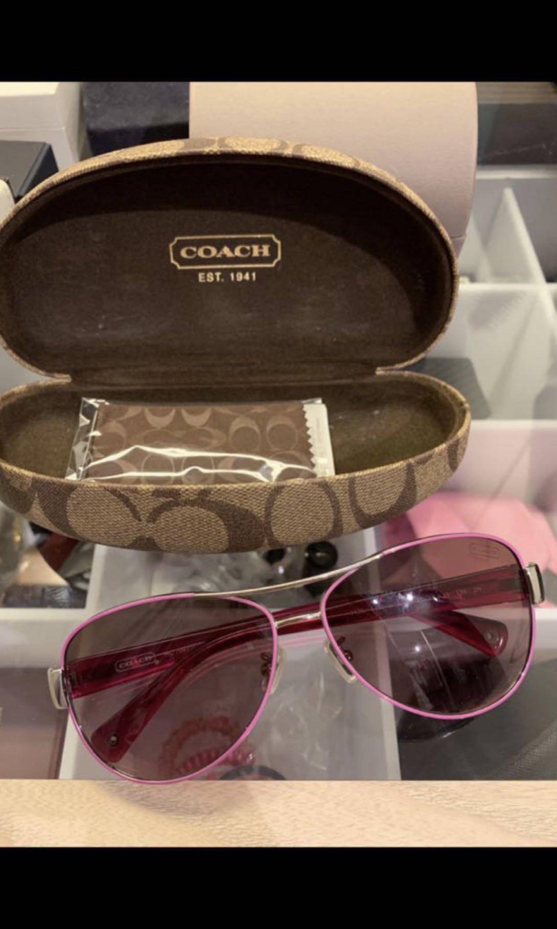 41b320a16183 Coach Sunglasses brand new, Women's Fashion, Accessories, Eyewear ...