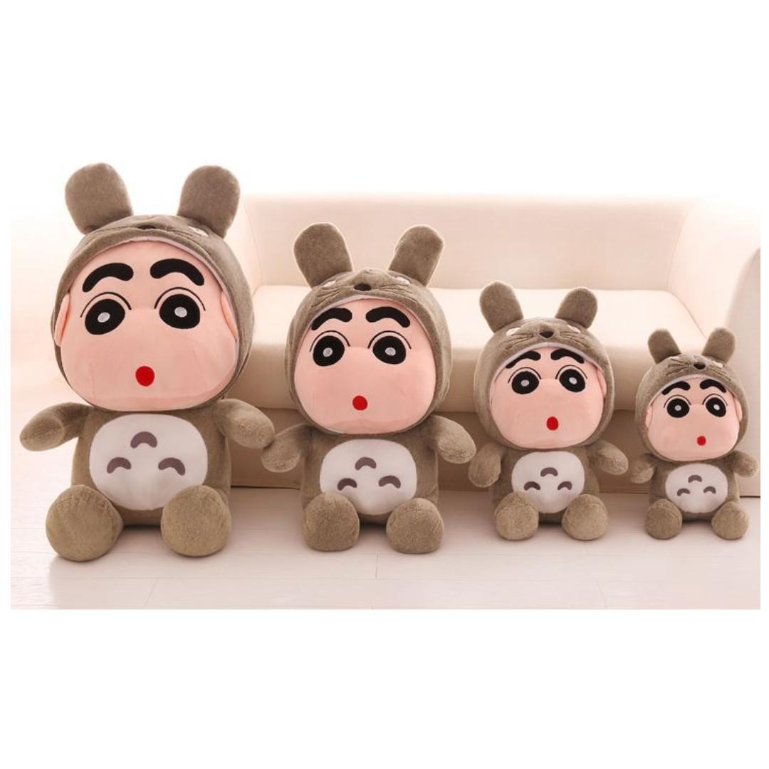 CRAYON Shin Chan Doll 1 Meter + FREE 1pc 20cm Shin Chan 蜡笔小新 玩偶